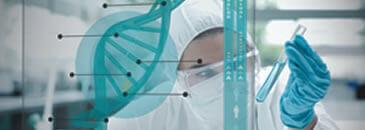 avaliação genética masculina